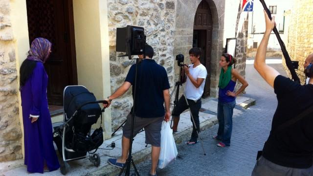 Los seis equipos finalistas del II Festival Provincial 'Cortometrando' concluyen las grabaciones de los proyectos en seis municipios
