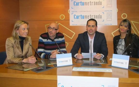 La Diputación convoca 'Cortometrando', el 'I Concurso Provincial de Cortometrajes de Ficción'
