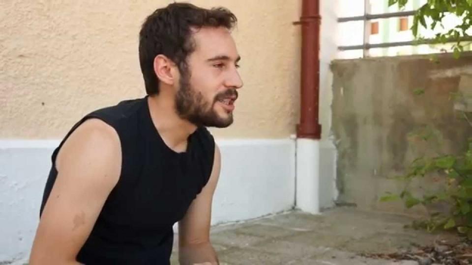 """Rodaje """"El tren"""" – Cortometrando (2014)"""
