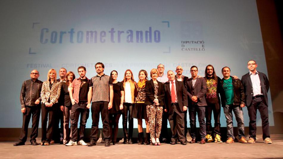 Natxo Fuentes y Salva Isert se llevan los premios en Cortometrando 2014