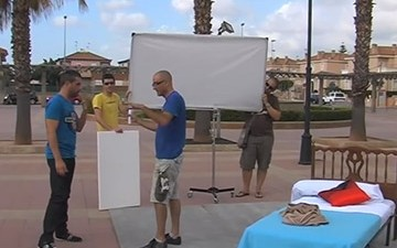duerme-conmigo-making-of